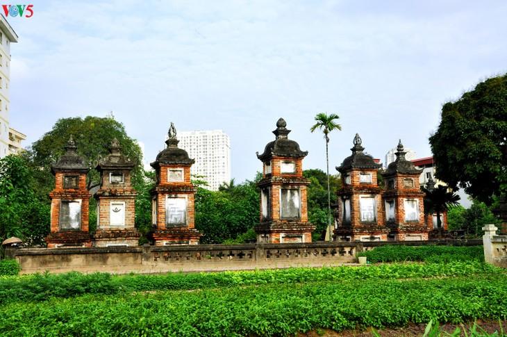 Nét đẹp chùa Láng - ảnh 14