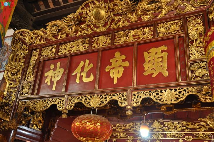 Nét đẹp chùa Láng - ảnh 1