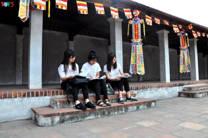 Nét đẹp chùa Láng - ảnh 6