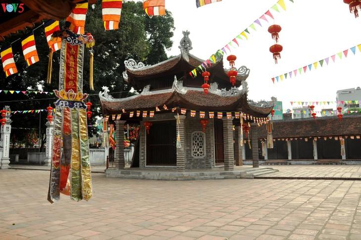 Nét đẹp chùa Láng - ảnh 7