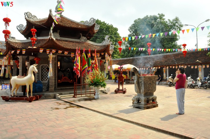Nét đẹp chùa Láng - ảnh 8