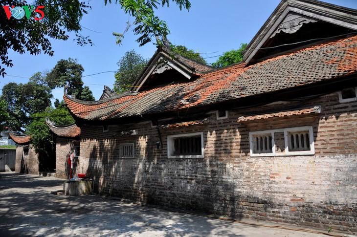 Chèm - ngôi đình độc đáo nhất kinh thành Thăng Long - ảnh 11