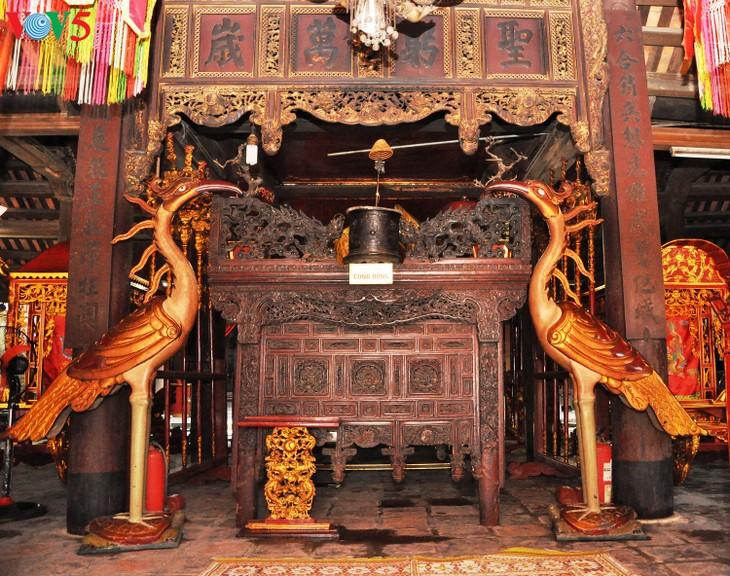 Chèm - ngôi đình độc đáo nhất kinh thành Thăng Long - ảnh 13