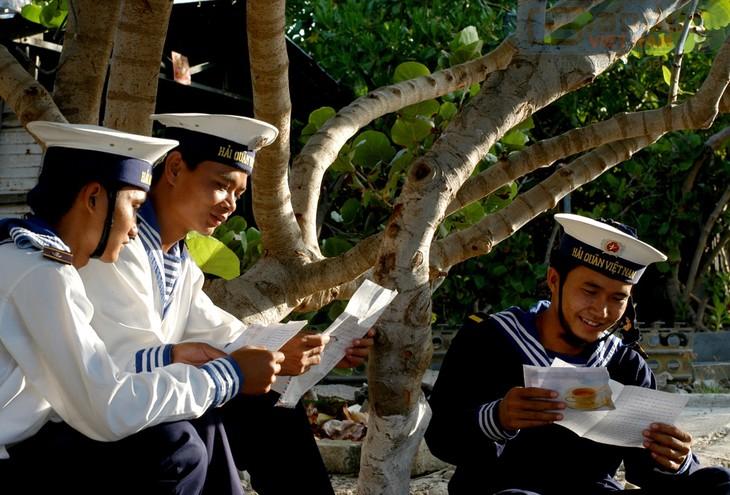 เรื่องต้นไม้มรดกในอำเภอเกาะเจื่องซา - ảnh 1