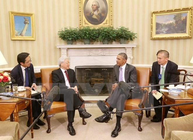 สื่อสหรัฐ: ศักราชใหม่ของความสัมพันธ์ระหว่างสหรัฐกับเวียดนาม - ảnh 1