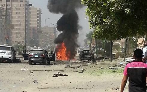 เวียดนามประนาณการโจมตีก่อการร้าย ณ อียิปต์เมื่อเร็วๆนี้ - ảnh 1