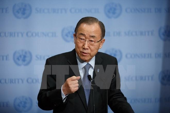 UN ให้ความสนใจเป็นอันดับต้นๆต่อการพัฒนาอย่างยั่งยืนในปี 2016 - ảnh 1