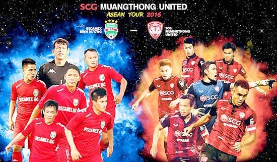 การแข่งขันกระชับมิตรระหว่างฟุตบอลเวียดนาม -ไทย - ảnh 1