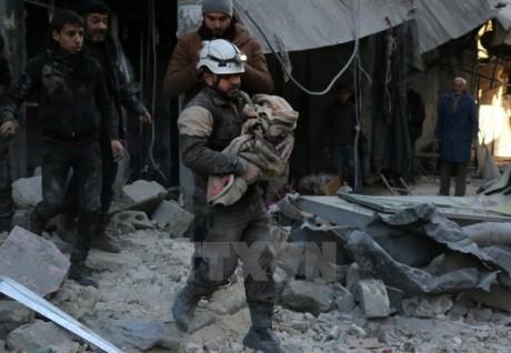 ไอเอสสังหารชาวซีเรียนับร้อยคน - ảnh 1