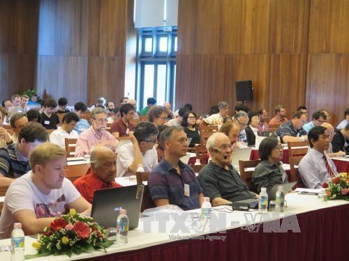 การประชุมวิทยาศาสตร์นานาชาติเกี่ยวกับฟิสิกส์อนุภาค ทฤษฎีสตริงและจักรวาลวิทยา - ảnh 1