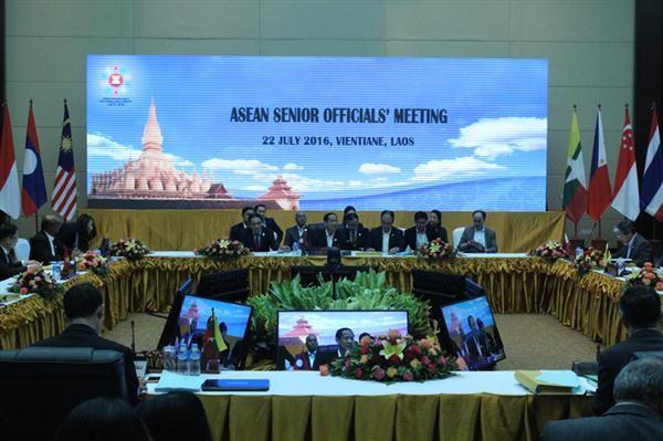 เอเอ็มเอ็ม 49 ผลักดันการปฏิบัติวิสัยทัศน์ปี 2025 ของประชาคมอาเซียน - ảnh 1