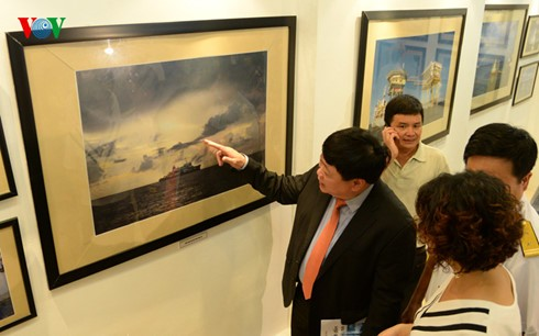 """นิทรรศการภาพถ่าย """"เจื่องซา - จุดหมายที่เรามุ่งถึง"""" - ảnh 3"""