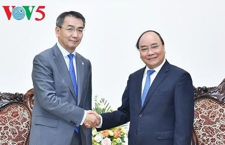 เวียดนามถือมองโกเลียเป็นหุ้นส่วนที่สำคัญ - ảnh 1
