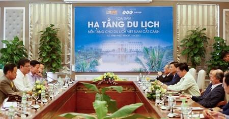 เวียดนามพัฒนาโครงสร้างพื้นฐานการท่องเที่ยว - ảnh 1