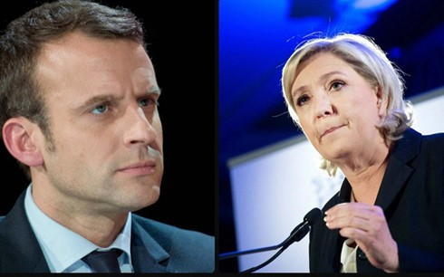 เตรียมการเลือกตั้งประธานาธิบดีฝรั่งเศสรอบที่ 2 - ảnh 1