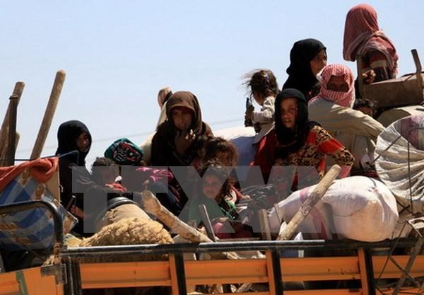 สหรัฐพร้อมประสานงานกับรัสเซียจัดทำกลไกรักษาเสถียรภาพในซีเรีย - ảnh 1