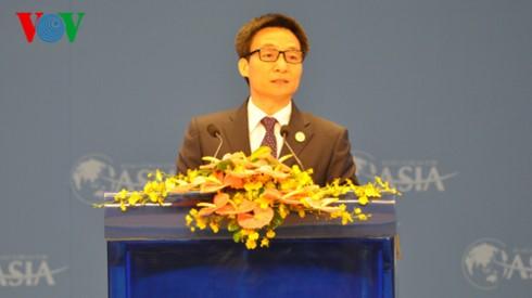การประชุมว่าด้วยแผนปฏิบัติการแห่งชาติเกี่ยวกับการปฏิบัติระเบียบวาระการประชุม 2030 - ảnh 1