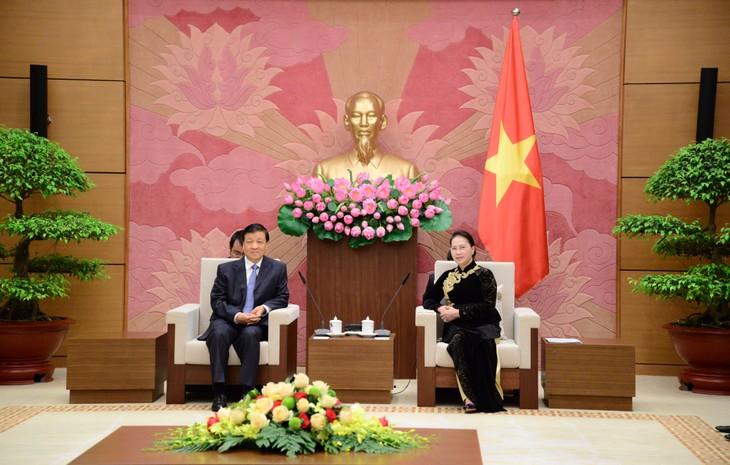 เวียดนาม – จีนขยายความสัมพันธ์เพื่อนบ้านมิตรภาพ หุ้นส่วนร่วมมือยุทธศาสตร์ในทุกด้าน - ảnh 2