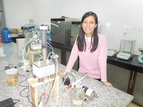สตรีสร้างนวัตกรรมเพื่อปรับตัวเข้ากับการเปลี่ยนแปลงของสภาพภูมิอากาศ - ảnh 2