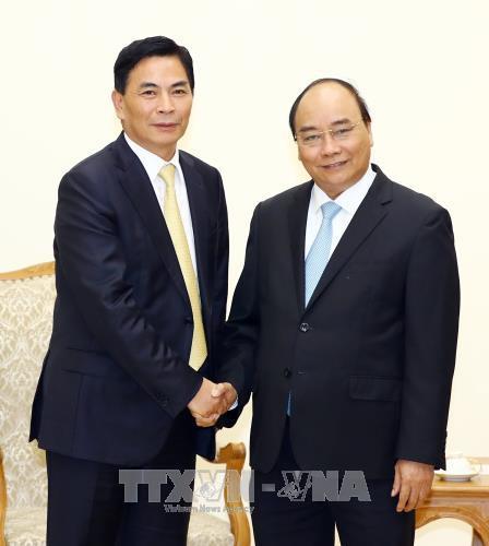 รัฐบาลเวียดนามอำนวยความสะดวกให้สถานประกอบการจีนและฮ่องกงประสบความสำเร็จในการประกอบธุรกิจในเวียดนาม - ảnh 1