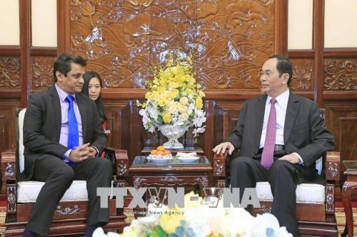 เวียดนามส่งเสริมสถานประกอบการอินเดียเข้ามาลงทุนในเวียดนาม - ảnh 1