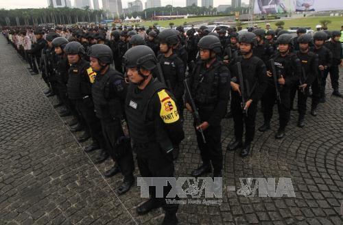 อินโดนีเซียเพิ่มความเข้มงวดในการรักษาความปลอดภัยให้แก่การแข่งขันกีฬาเอเชี่ยนเกมส์ 2018 - ảnh 1