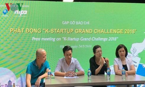 สถานประกอบการสาธารณรัฐเกาหลีสนับสนุนโครงการธุรกิจ start-up เวียดนาม - ảnh 1