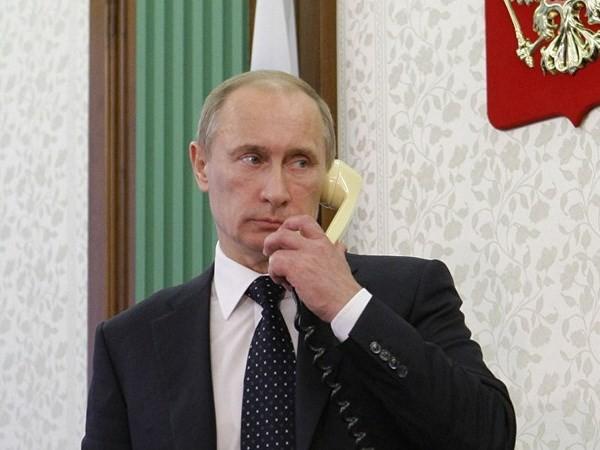ประธานาธิบดีรัสเซียและตุรกีหารือเกี่ยวกับปัญหาซีเรียและความร่วมมือด้านเศรษฐกิจ - ảnh 1
