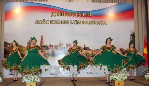 กิจกรรมฉลองวันชาติสหพันธรัฐรัสเซียในนครโฮจิมินห์ - ảnh 1