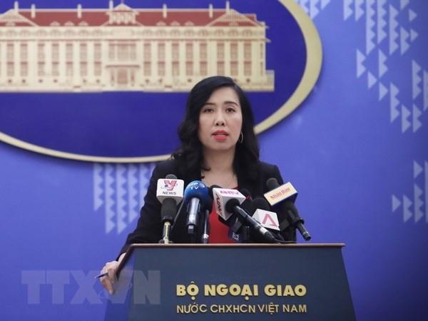 เวียดนามชื่นชมผลการพบปะสุดยอดระหว่างสาธารณรัฐประชาธิปไตยประชาชนเกาหลีกับสหรัฐ - ảnh 1