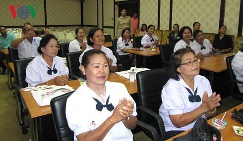 ชั้นเรียนสำหรับผู้สูงอายุในประเทศไทย - ảnh 1