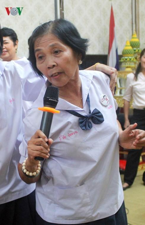ชั้นเรียนสำหรับผู้สูงอายุในประเทศไทย - ảnh 4