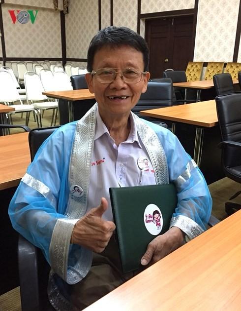ชั้นเรียนสำหรับผู้สูงอายุในประเทศไทย - ảnh 5