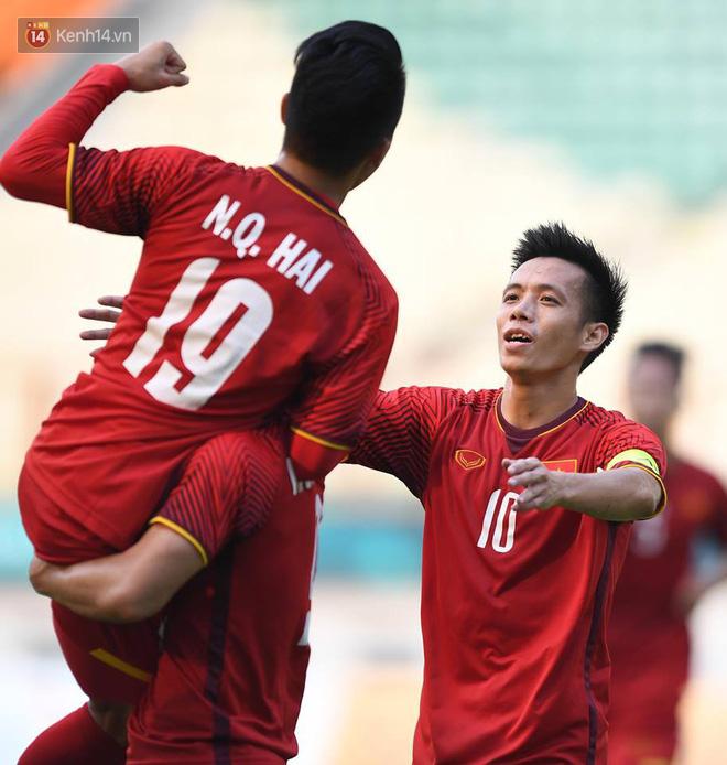 เวียดนามเอาชนะปากีสถาน 3-0 ในการแข่งขันฟุตบอลชายเอเชียนเกมส์ 2018 - ảnh 1