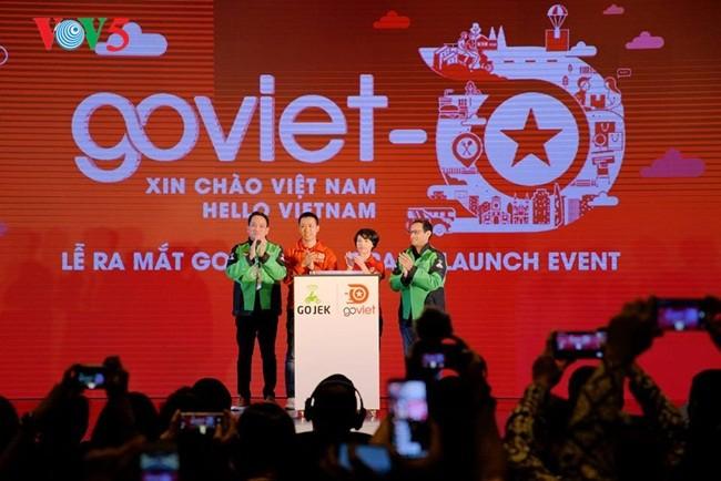 เปิดตัวแอป Go – Viet –ผลิตภัณฑ์แห่งความร่วมมือด้านเทคโนโลยีระหว่างเวียดนามกับอินโดนีเซีย - ảnh 1