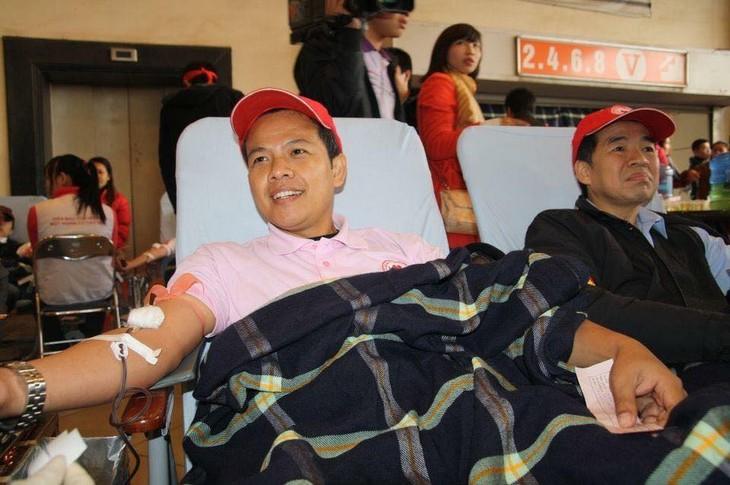 พบกับคนไทยที่บริจาคโลหิตมากที่สุดในเวียดนาม - ảnh 2