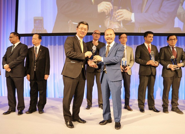 เวียดนามได้รับรางวัลต่างๆในด้านเทคโนโลยีสารสนเทศ - ảnh 1