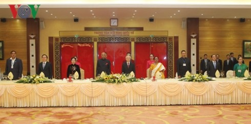 ความสัมพันธ์เวียดนาม – อินเดีย: เชื่อมโยงจากวัฒนธรรมไปสู่หุ้นส่วนยุทธศาสตร์ในทุกด้าน - ảnh 1