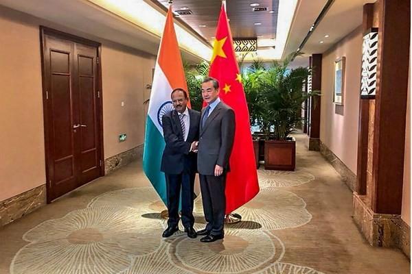 จีนและอินเดียเห็นพ้องเกี่ยวกับปัญหาชายแดน - ảnh 1