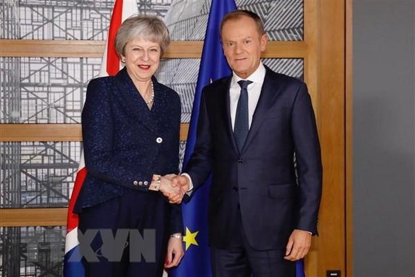 โอกาสที่อียูจะอนุมัติร่างข้อตกลง Brexit  - ảnh 1