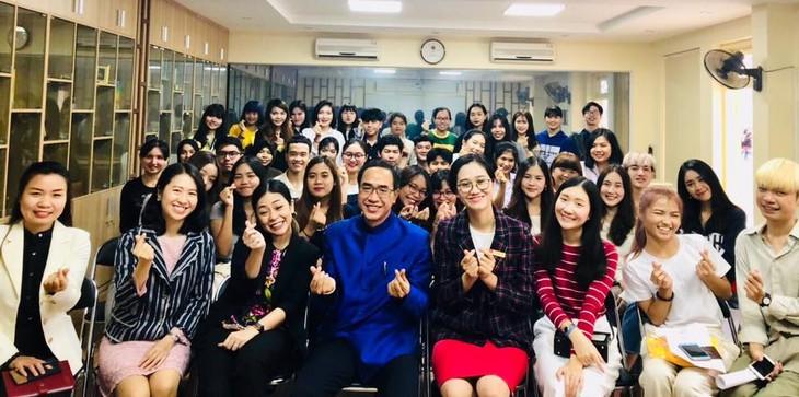 ประมวลความสัมพันธ์ระหว่างเวียดนามกับไทยประจำเดือนกุมภาพันธ์ปี 2019 - ảnh 5