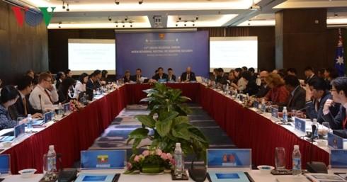 การประชุมกึ่งวาระครั้งที่ 11 ของฟอรั่มภูมิภาคอาเซียนเกี่ยวกับความมั่นคงทางทะเล - ảnh 1