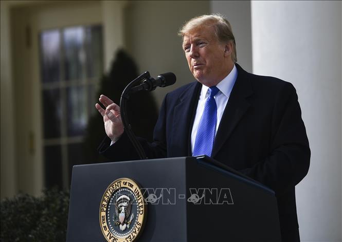 ประธานาธิบดีสหรัฐเตือนถึงผลเสียที่จะได้รับถ้าหากอียูไม่เข้าร่วมการเจรจาด้านการค้า - ảnh 1