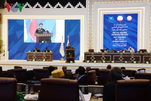 ผลักดันความร่วมมือกับหุ้นส่วน ยกระดับสถานะของสภาแห่งชาติเวียดนามในฟอรั่มพหุภาคี - ảnh 1