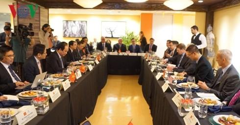 กลุ่มบริษัทต่างๆของสหรัฐชื่นชมการเปลี่ยนแปลงของเวียดนามในการปฏิรูป - ảnh 1