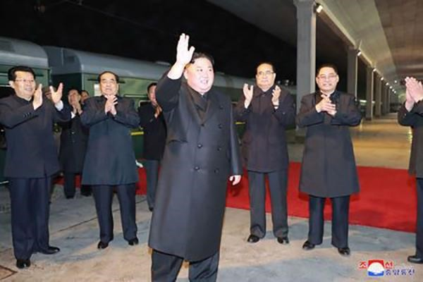 ภารกิจของผู้นำสาธารณรัฐประชาธิปไตยประชาชนเกาหลีในระหว่างการเดินทางไปยังเมือง วลาดีวอสตอค - ảnh 1