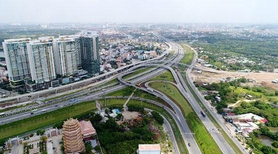 พัฒนาตัวเมืองอย่างสร้างสรรค์เพื่อเป็นหัวเลี้ยวหัวต่อในการพัฒนานครโฮจิมินห์ - ảnh 1