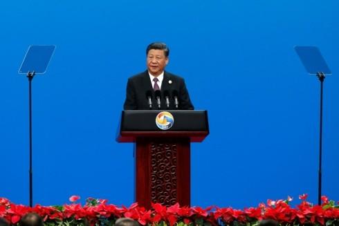 """เปิดการประชุม """" หนึ่งแถบ หนึ่งเส้นทาง"""" ที่ประเทศจีน - ảnh 1"""