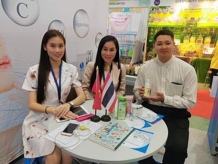 """โอกาสเชื่อมโยงการค้าเวียดนามกับไทยผ่านงาน""""Top Thai Brands 2019"""" - ảnh 8"""