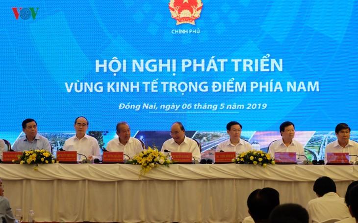 มาตรการพัฒนาเขตเศรษฐกิจหลักในภาคใต้เวียดนาม - ảnh 1